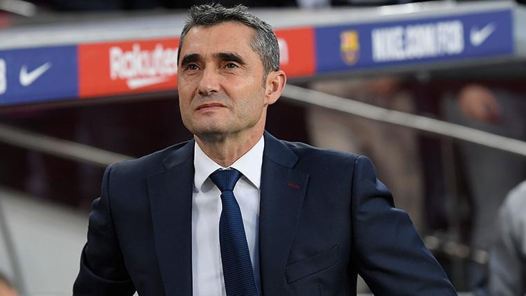 """Valverde ya piensa en el triplete: """"Estamos muy contentos, pero quedan retos por delante"""""""
