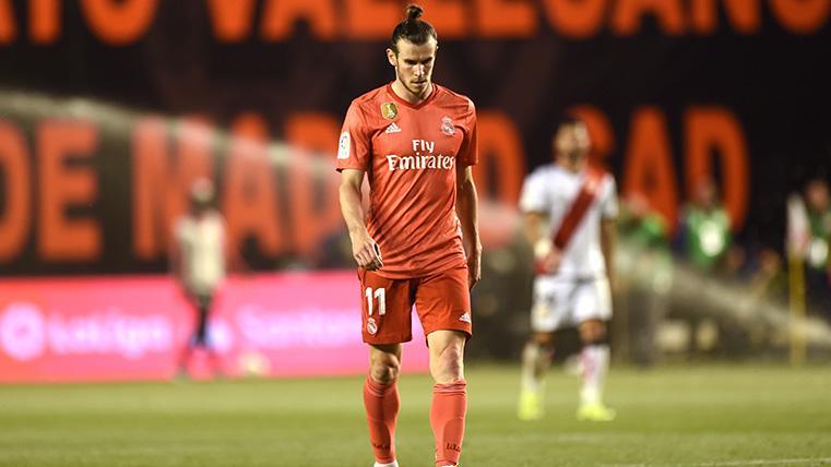 Bale vuelve a dar la nota: No volvió junto a sus compañeros en el autobús del equipo