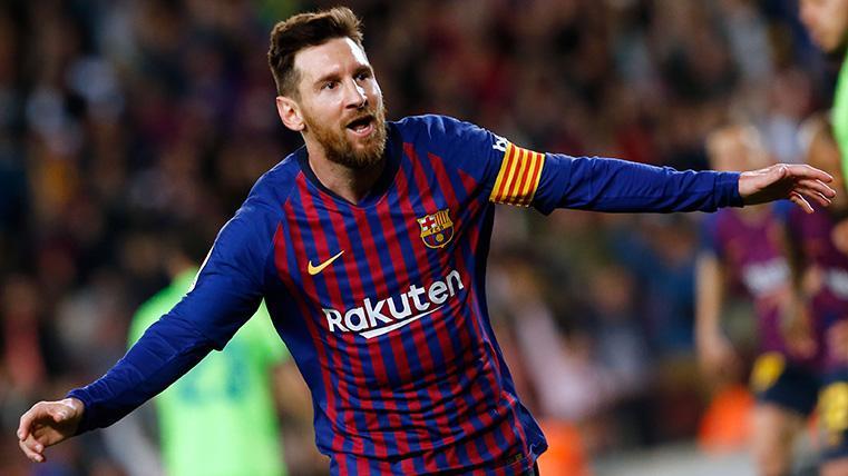 Así está la clasificación de la Bota de Oro: Messi decide la Liga y es más líder