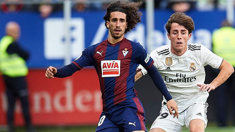 Cucurella volverá al Barça y el club deberá decidir si será el suplente de Alba