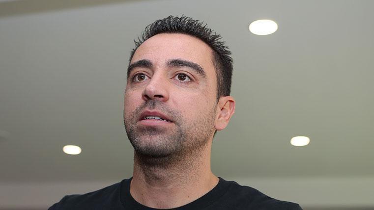 Xavi tiene claro cómo se culminará la eliminatoria entre Barça y Liverpool