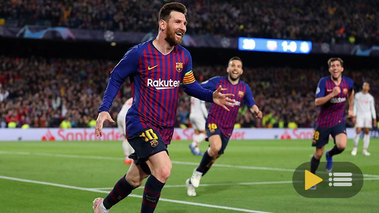 Vídeo resumen: FC Barcelona 3 Liverpool 0 (Ida Semifinales Champions League)