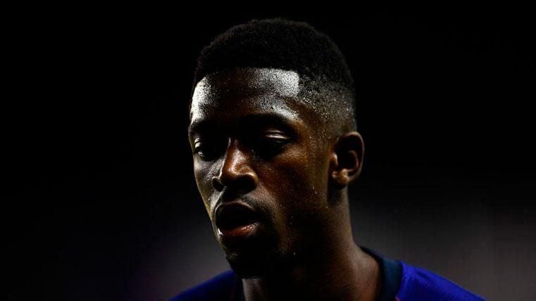 ¿Puede arrepentirse el Barça del gol que perdonó Dembélé?
