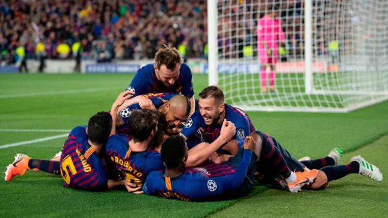 Los cuatro pilares de la victoria del Barcelona ante el Liverpool