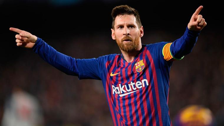 'France Football' confirma que Leo Messi es favorito para el Balón de Oro