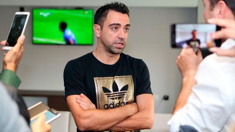 Xavi Hernández no volverá al FC Barcelona… De momento