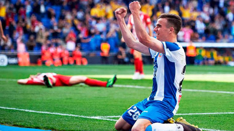 El Espanyol baila a un Atlético que ya va en chanclas (3-0)