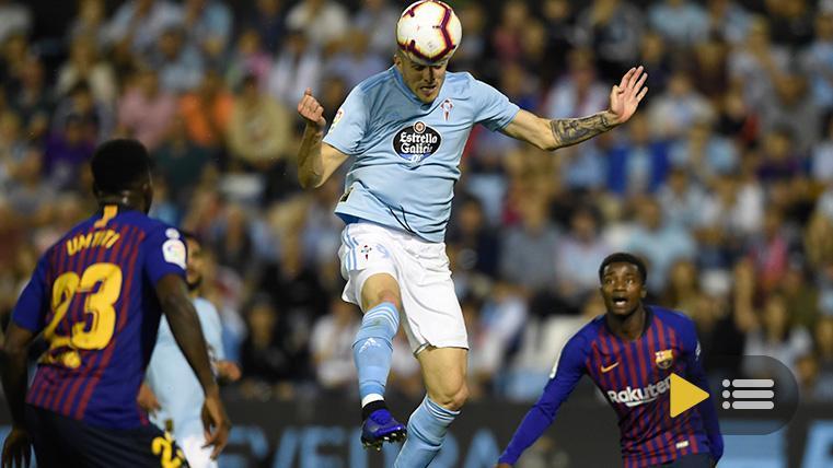 Vídeo resumen: Celta Vigo 2 FC Barcelona 0 (LaLiga J36)