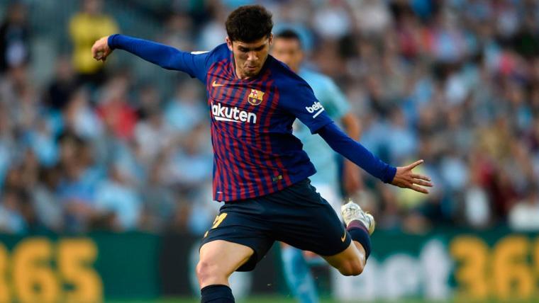Aleñá lamenta las lesiones del Barça y opina sobre el estado de Dembélé