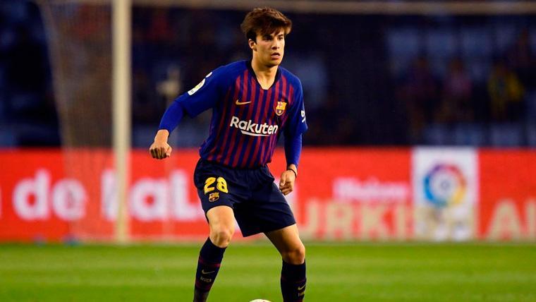 Riqui Puig se muestra ambicioso y está encantado con la ayuda que le ofrece Valverde