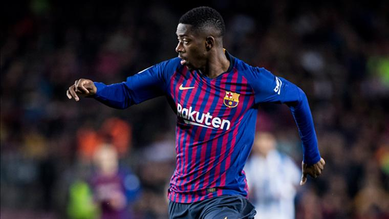 OFICIAL: El Barça da detalles sobre la lesión de Ousmane Dembélé