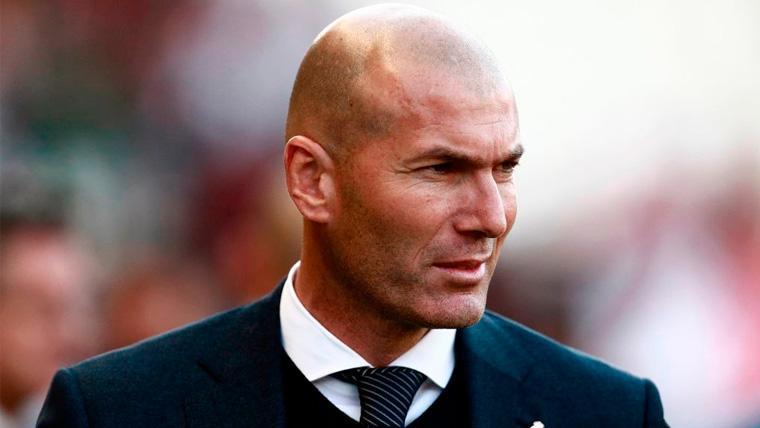 Zidane niega que el descarte de Bale tenga que ver con su traspaso