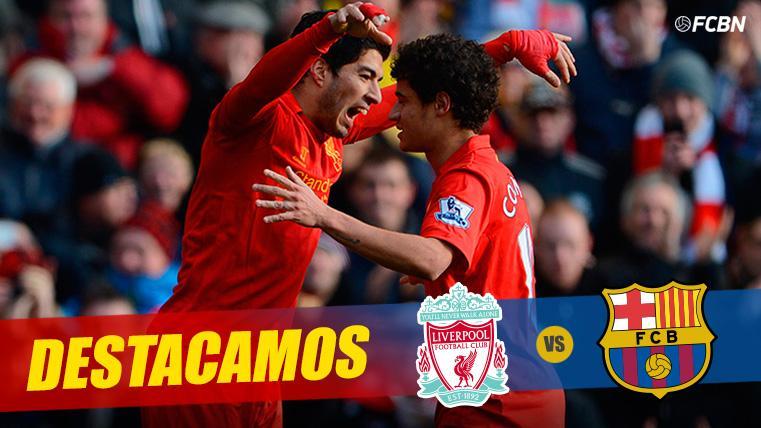 De ídolos a verdugos: Coutinho y Luis Suárez regresan a Anfield