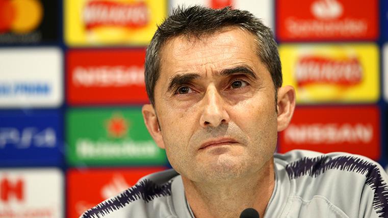 """Valverde no quiere especular: """"Tenemos que atacar, no tener el control"""""""