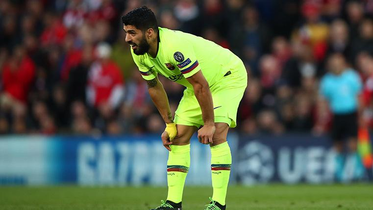 Suárez volvió a fallar en Champions y dejó claro que el Barça necesita otro goleador