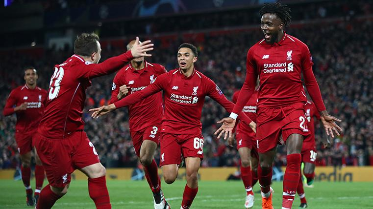 Las remontadas de Liverpool y Tottenham confirman que esta Champions es de locos