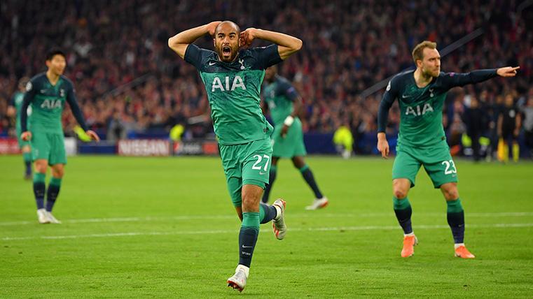 El Tottenham hace el milagro, remonta un 2-0 contra el Ajax y se mete en la final (2-3)