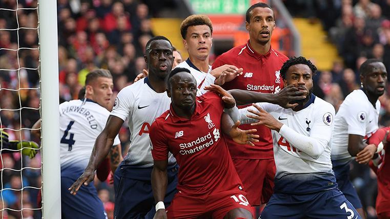 Tottenham y Liverpool jugarán en el Wanda la final de la Champions League