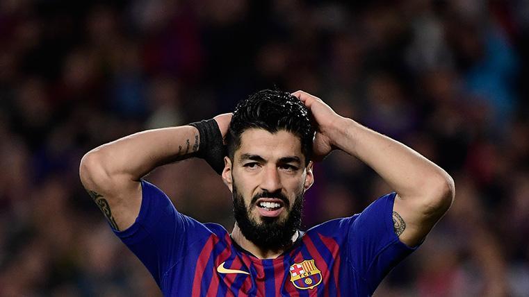 COMUNICADO:Luis Suárez pasará por el quirófano y dice adiós a la final de Copa del Rey
