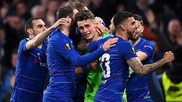 ¡Cuatro equipos de la Premier League en las finales de Champions y Europa League!