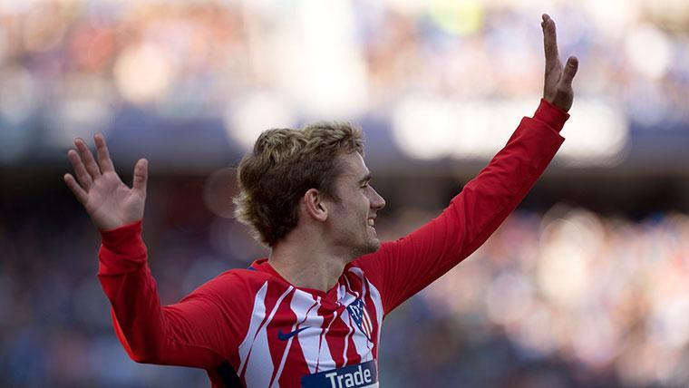El Barcelona reactiva su interés por Antoine Griezmann