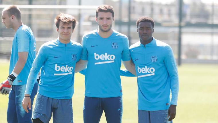 La ausencia de Suárez podría acercar el debut de un canterano con el Barça