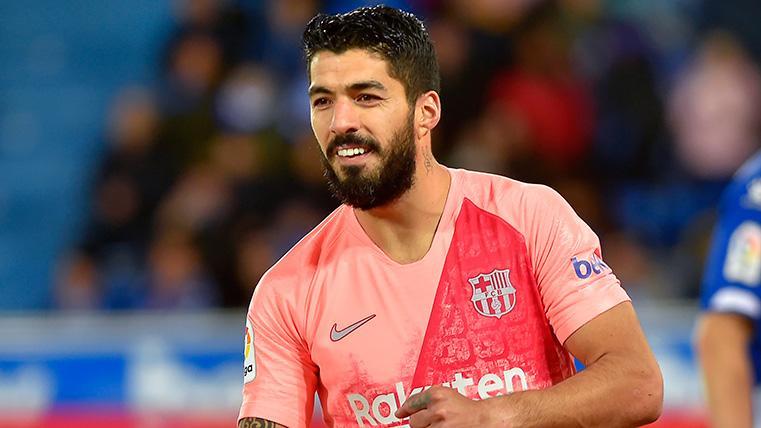 """Luis Suárez, optimista para la Copa América: """"Todo irá genial. En un mes estoy listo"""""""