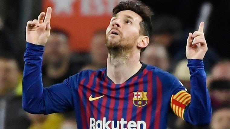 Messi recibirá la Creu de Sant Jordi este jueves, en una fecha señalada para el Barça