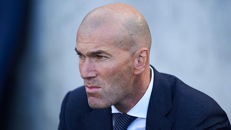 """Zidane, frustrado con su Madrid: """"Mejor que acabe la temporada cuanto antes"""""""