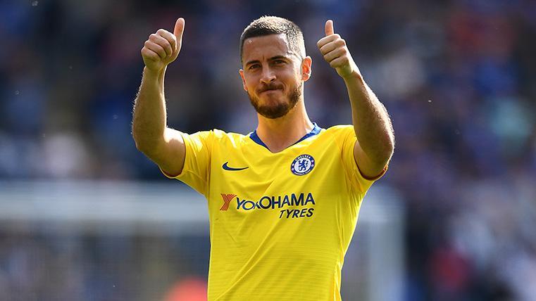 """Eden Hazard lo deja muy claro: """"Ya he tomado una decisión y el Chelsea lo sabe"""""""