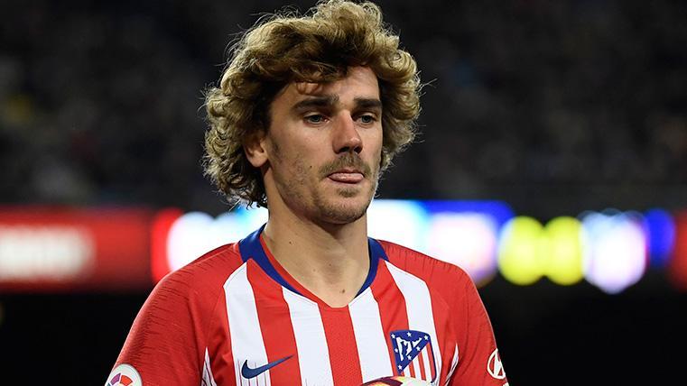 """""""He tomado la decisión de irme del Atlético para tener otros desafíos"""""""