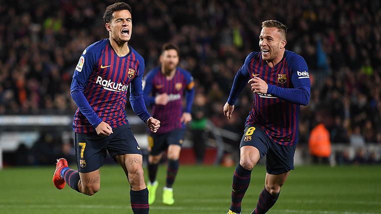 La situación de los lesionados del FC Barcelona con respecto a la final de la Copa del Rey