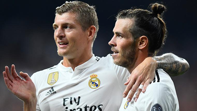 El PSG quiere llevarse a Bale, Kroos e Isco y ofrecería 210 millones por los tres