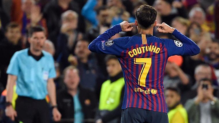 ¿Quién dará el primer paso para desatascar la situación de Coutinho en el Barça?