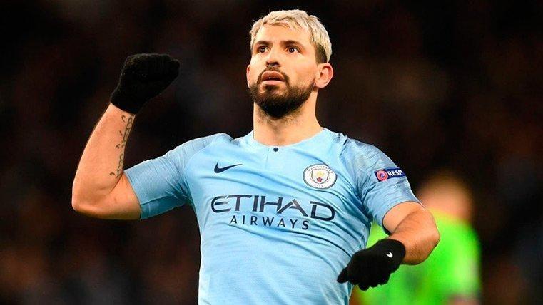 Agüero aclara sus palabras sobre Messi y el Balón de Oro