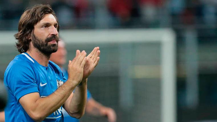 Andrea Pirlo cree que la Juventus necesita fichajes