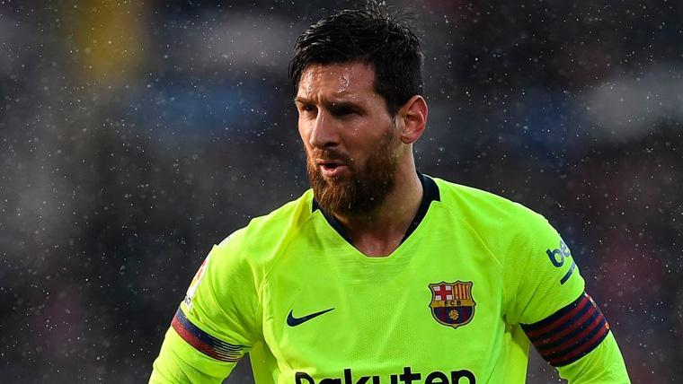 Tebas habla del motivo de la ausencia de Messi en la gala del 90 aniversario de LaLiga
