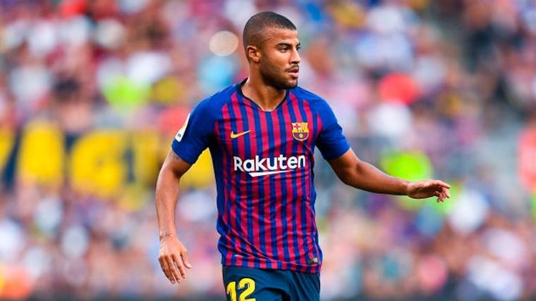 El Barça y Rafinha se reunirán este verano para decidir sobre su futuro