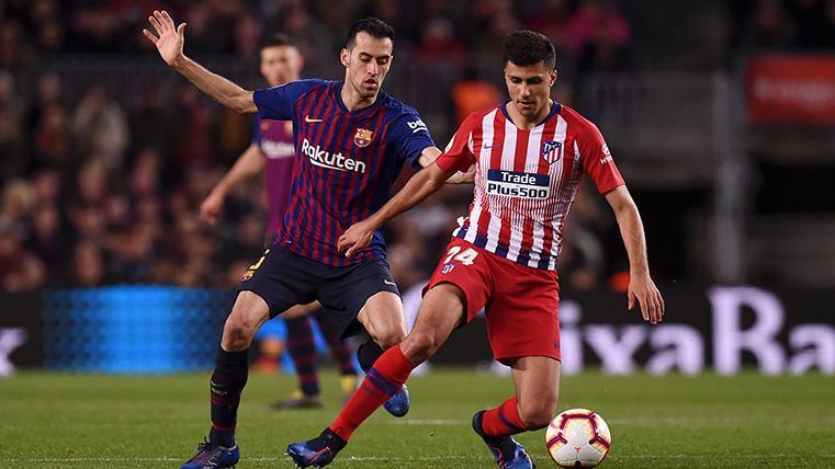 Rodrigo Hernández otro jugador del Atlético que interesa al FC Barcelona