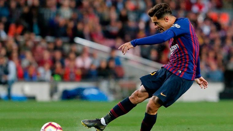 El agente de Coutinho niega que Griezmann vaya a ser su sustituto en el Barça