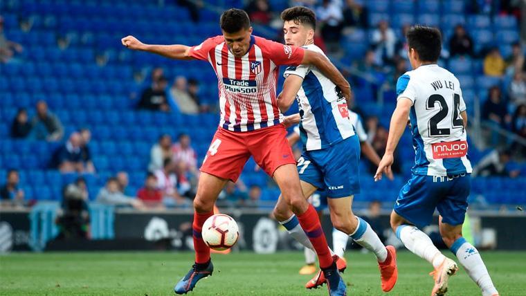 El City, por delante del Barça en la carrera por el fichaje de Rodri Hernández