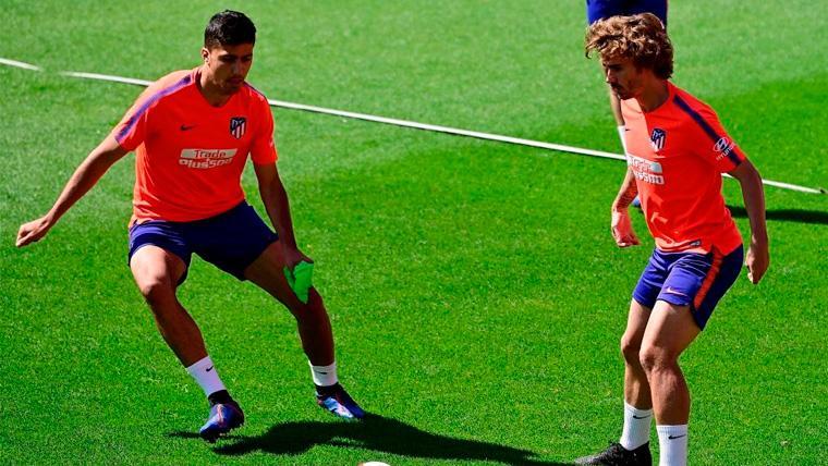 El Atlético niega que Rodri Hernández haya pedido que le dejen marchar