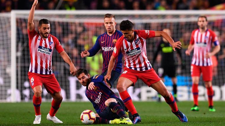 Informaciones cruzadas sobre el posible fichaje de Rodri por el Barça