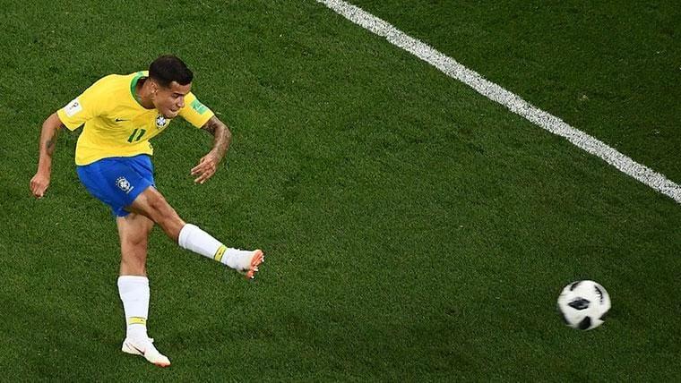 La Copa América, la última esperanza de Coutinho para poner fin a su crisis