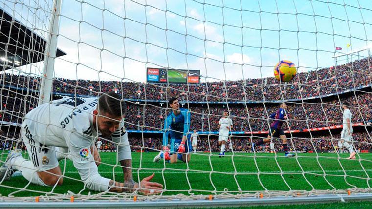 HUMILLACIÓN: El Barcelona bate el récord de ventaja sobre el Real Madrid en una Liga