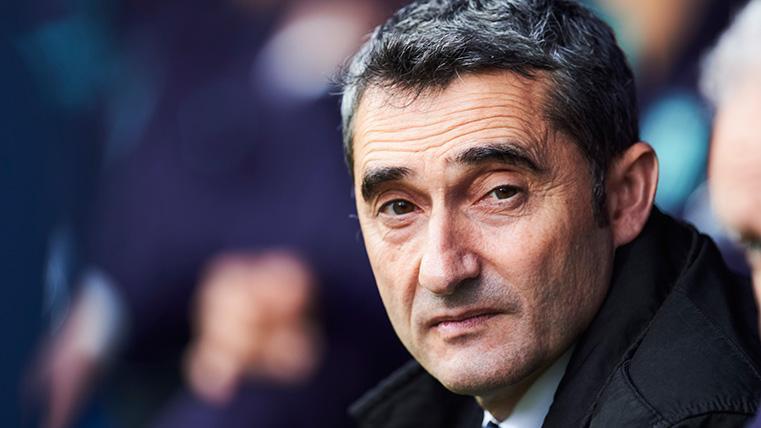 """Valverde ya piensa en la Copa del Rey: """"El del sábado será un partido muy diferente"""""""