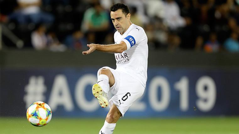 """Xavi y su vuelta a casa: """"Quiero probarme en Qatar para luego volver al Barça"""""""