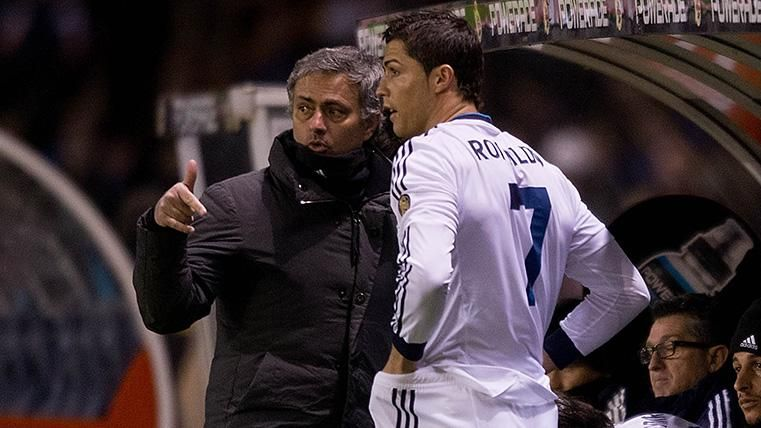 Cristiano Ronaldo quiere que Mourinho sea el próximo entrenador de la Juventus