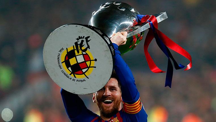 DOMINIO:Leo Messi manda en las principales estadísticas ofensivas de LaLiga 2018-19