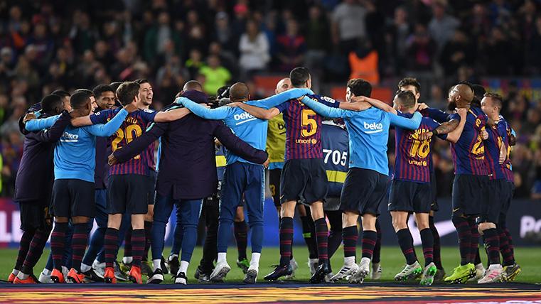 Ocho datos clave para que el FC Barcelona vuelva a ser campeón de LaLiga Santander